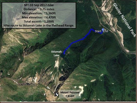 Columbia Falls MT-10 Sep 2017-hike