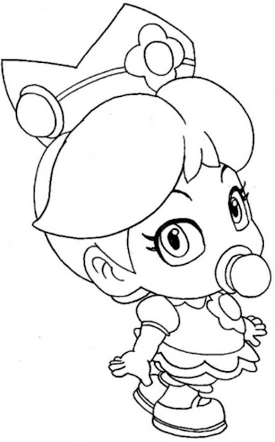 Baby Princess Coloring Pages Baby Princess Coloring Pages   Livingwordministryco