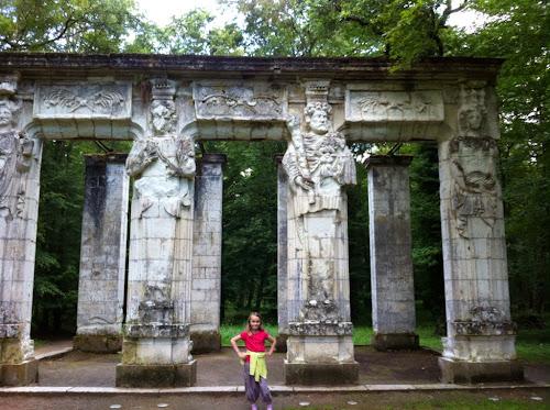 Temple chenonceau