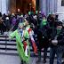 Seguridad de la primera dama fracasa en impedir protesta de la Marcha Verde en Nueva York