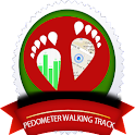 Pedometer Walking Track icon