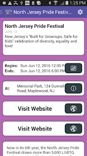North Jersey Pride- screenshot thumbnail