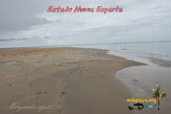 Playa Punta Arenas NE100, Estado Nueva Esparta, Macanao