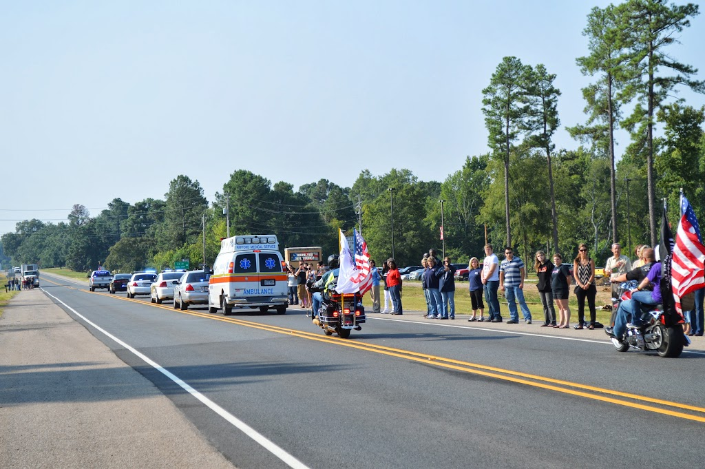 Honoring Sergeant Young Procession - DSC_3217.JPG