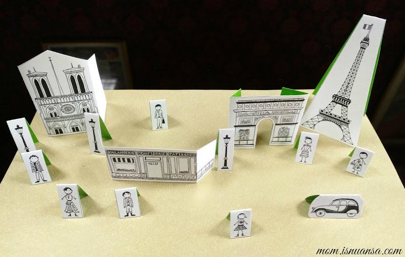 Mainan Anak modal Printer