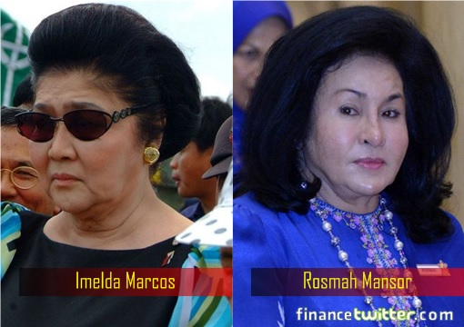 Sejarah Pemimpin Imelda Sama Di Malaysia