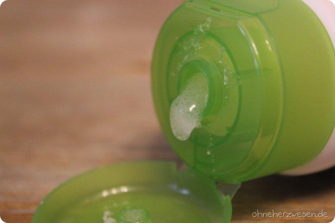 Bioderma Sebium Sébium Gel Gommant Purifiant Purifant Peeling Gel Waschgel Unreine Haut Mitesser Pickel Tipps gegen Pickel Akne  Was tun bei unreiner Haut (2)