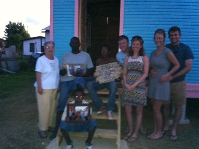 Last Days at Belize City House
