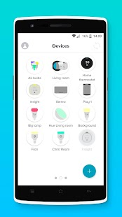 Yeti - Smart Home Automation- screenshot thumbnail