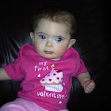 Elizabeth - 1st Valentines Day