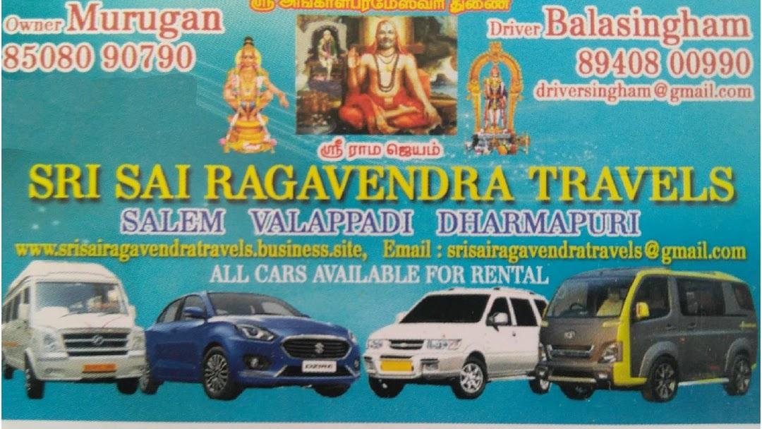 Sri Sai Ragavendra Travels Salem Travels In Salem Car Rental In