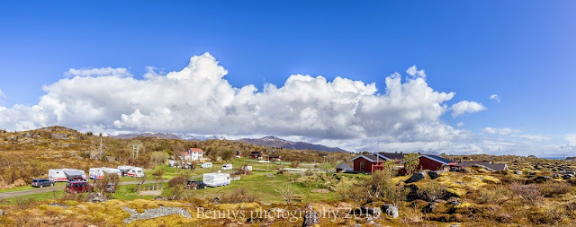 Springtime in Northern Norway. . Photographer Benny Høynes