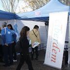 Carpa Asociación Diabéticos de Madrid y Ciberdem