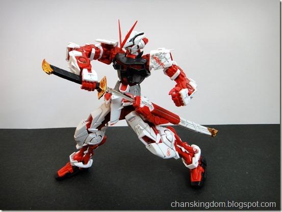 MBF-P02 Gundam Astray Red Frame -012