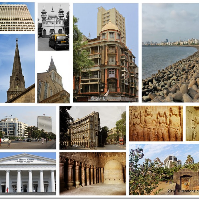Pics from Mumbai (2018)