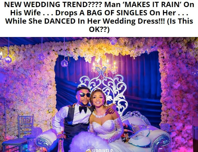 Oritsefemi And Nabila Fash's Wedding Featured On MediaTakeOut