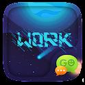 (FREE) GO SMS PRO WORK THEME icon
