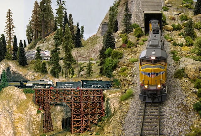 Golden State Model Railroad Museum