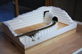 Rockies Diorama - Mark's Model RailRoad