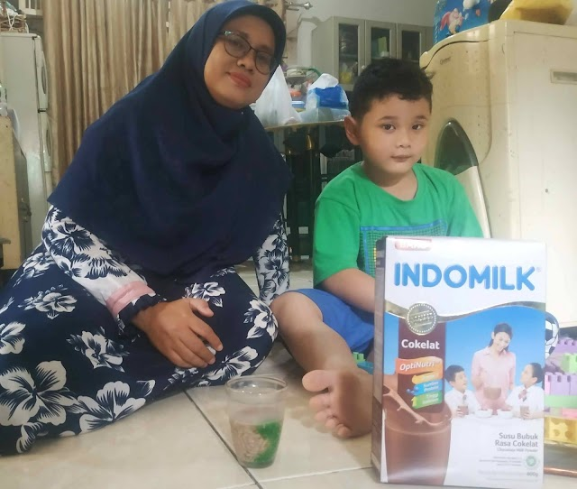 Anak Tinggi, Tangguh, Tanggap bersama Indomilk Susu Bubuk