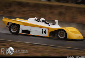 Keith Carling 1980 Tiga SC 80
