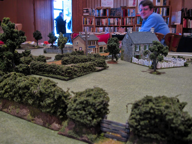 Some shots from my Chain of Command game.