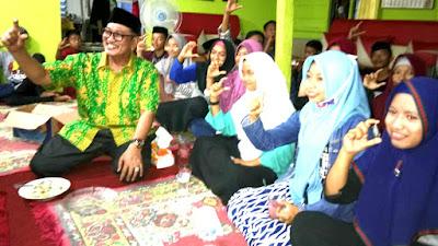 Hingga Pelosok Kampung, AMURE di Cinta, AMURE di Doakan Terpilih 2019