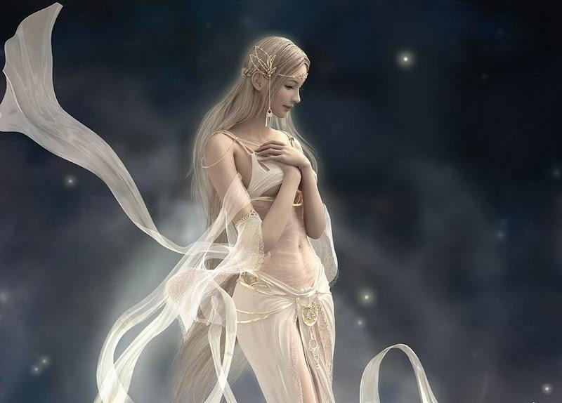 White Elf, Elven Girls