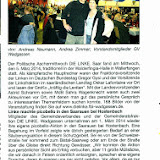 Wadgasser Rundschau 11/2014