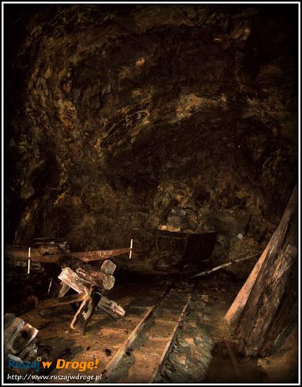 Rzeczka -  sposób drążenia tuneli