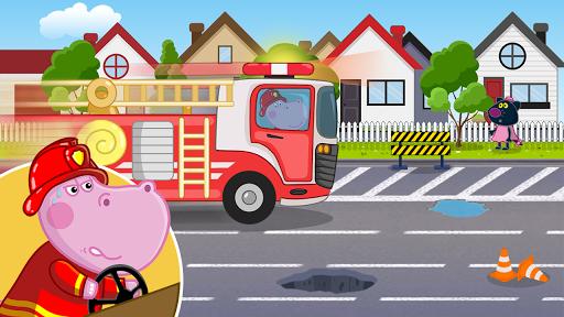 Fireman for kids apktram screenshots 3