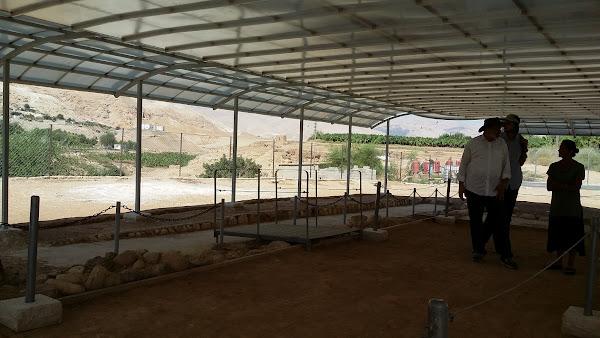 בית הכנסת נערן ביריחו
