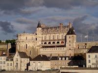 chambre hote chateau amboise loire