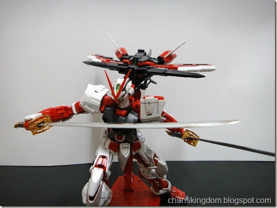 MBF-P02 Gundam Astray Red Frame -045