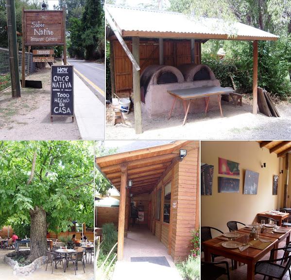 Restaurante Cajón del Maipo
