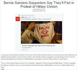 20160719_1550 Bernie Sanders Supporters Say They'll Fart in Protest of Hillary Clinton (Time).jpg