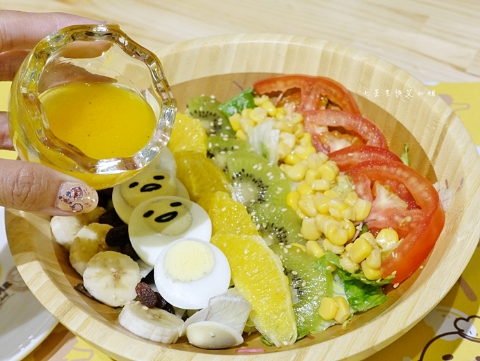 26 Gudetama Chef 蛋黃哥五星主廚餐廳 台北東區美食
