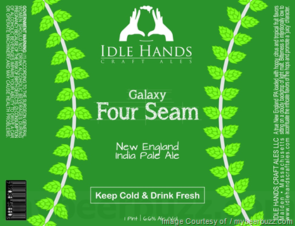 Idle Hands - Kill Your Idles: Red Berry Sour Ale, Blood Orange Sour Ale, Adelais, Croupier, Blanche de Grace, Heide, Four Seam, Galaxy Four Seam, Brocktoberfest & Child Of The Sun