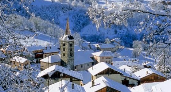 Férias na Neve em Trois Vallées na França