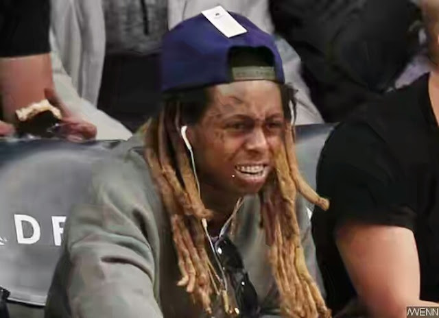 US Rapper, Lil Wayne Hospitalized After Suffering Epileptic Seizure Again