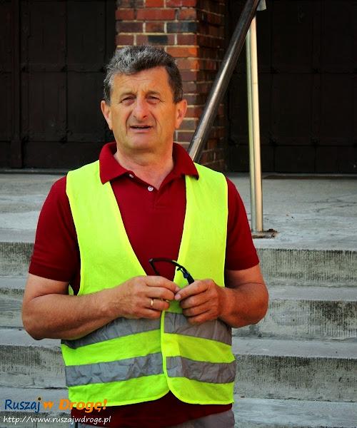 przewodnik PTTK Wiesław Olszewski
