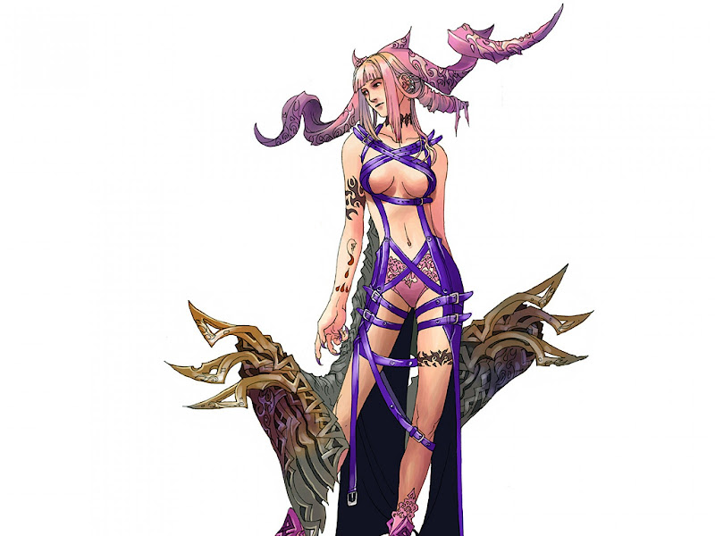 Lovely Sprite Maiden, Fairies 4