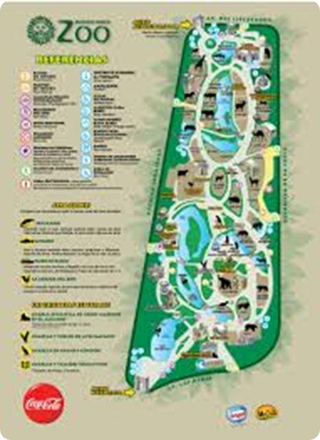zoo-mappa