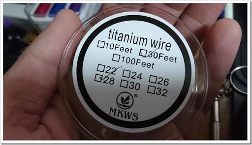 DSC 0827 thumb%25255B2%25255D - 偽TOPTANK(トップフィル)とチタンコイル(VTC Mini)で温度管理を楽しむ