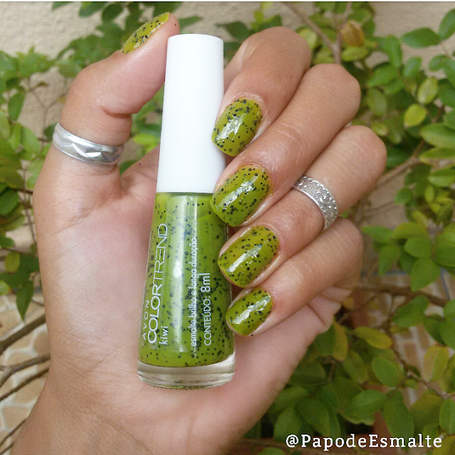 Kiwi - Avon Color Trend