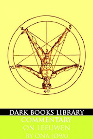 Cover of Order of Nine Angles's Book Commentary on Leeuwen's Dreamers of the Dark