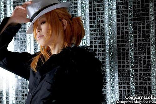 uta no prince-sama cosplay - jinguji ren by lilia