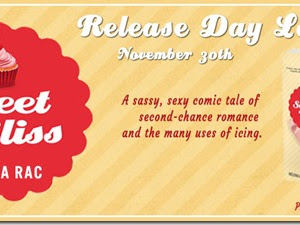 New Release: Sweet Bliss by Helena Rac + Excerpt and GIVEAWAY