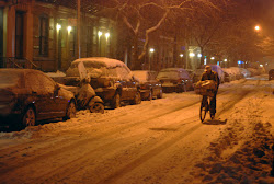 The 2010/2011 winter was not an easy one for New York. That doesn't mean that you couldn't get a pizza delivered to you at 12:30am on the Upper East Side.