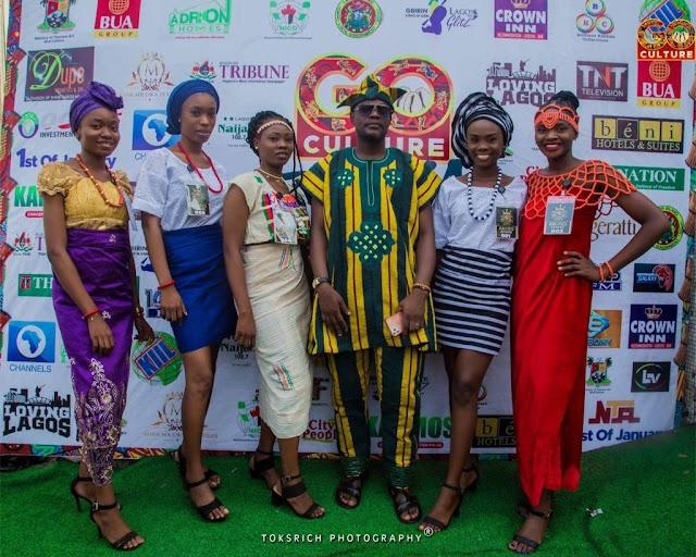 Lagos endorses 'go Culture Festival 2021', says initiative will promote arts, cultural sustainability ~Omonaijablog